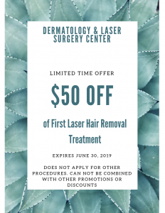 laser hair removal fort lee